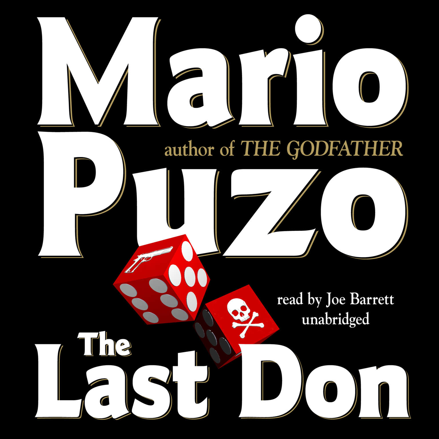 Printable The Last Don Audiobook Cover Art