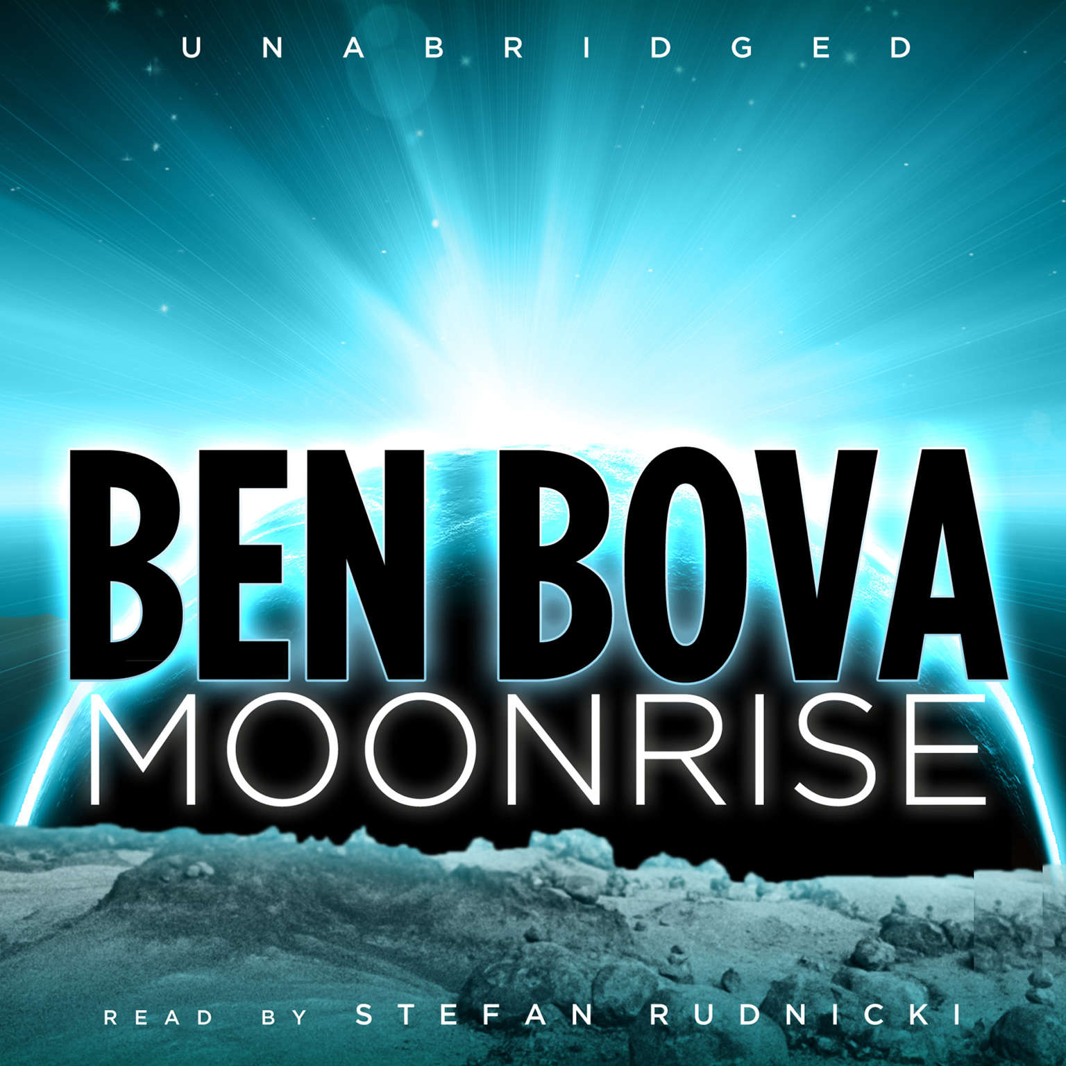 Printable Moonrise Audiobook Cover Art