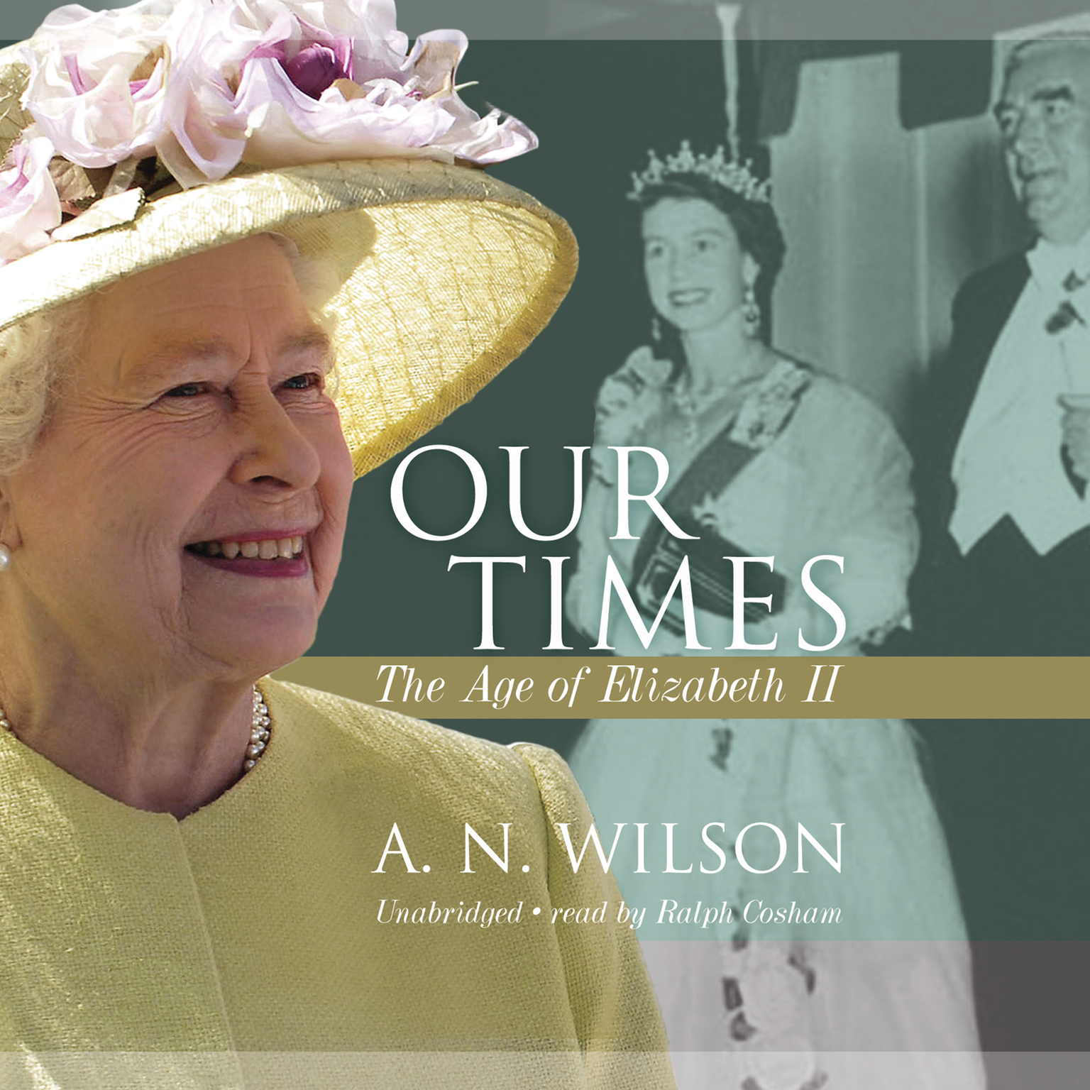 Printable Our Times: The Age of Elizabeth II Audiobook Cover Art