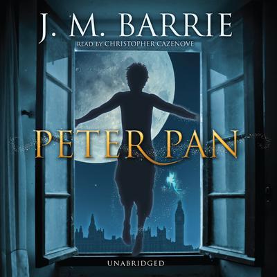 Peter Pan Audiobook, by J. M. Barrie