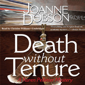 Death without Tenure, by Joanne Dobson