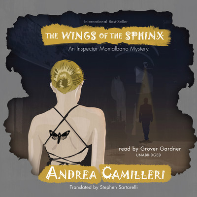 The Wings of the Sphinx Audiobook, by Andrea Camilleri