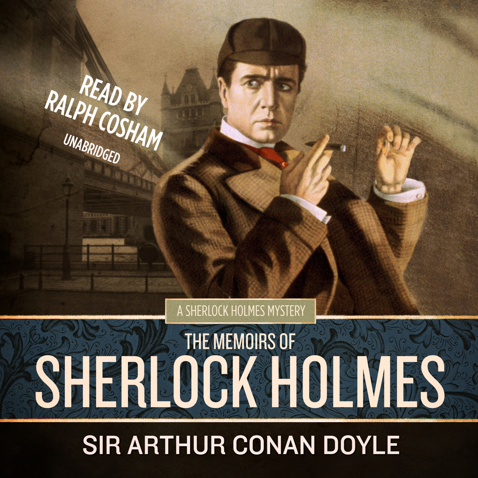 sherlock holmes by just conan doyle ebook review