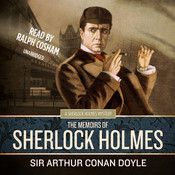 The Memoirs of Sherlock Holmes Audiobook, by Arthur Conan Doyle