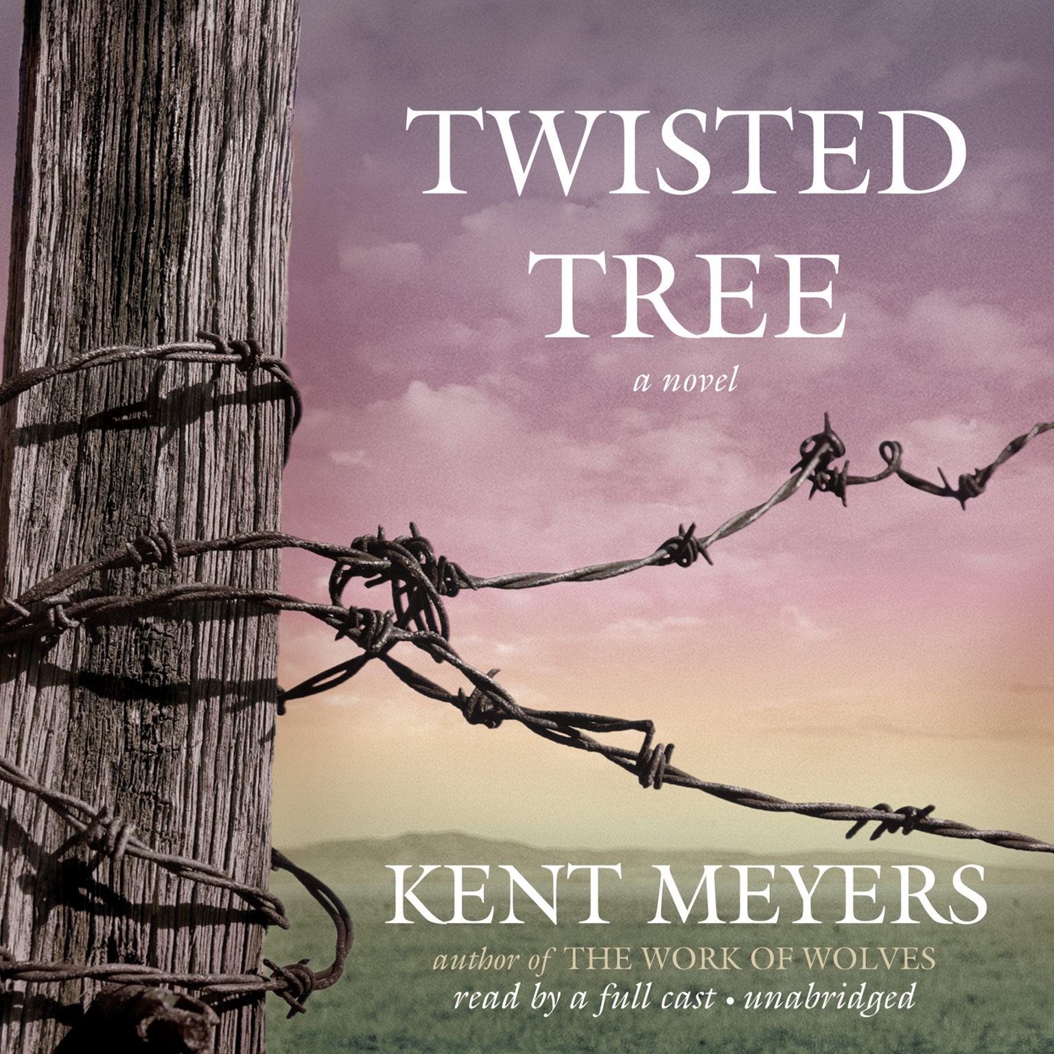 Printable Twisted Tree: A Novel Audiobook Cover Art