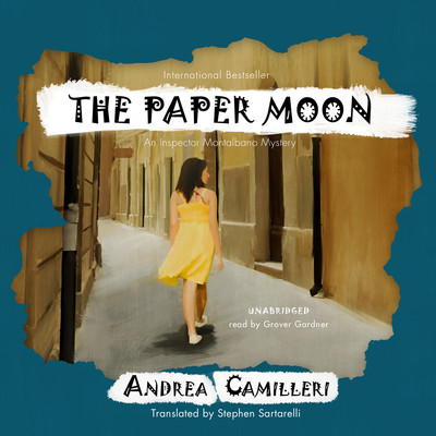 The Paper Moon: An Inspector Montalbano Mystery Audiobook, by Andrea Camilleri