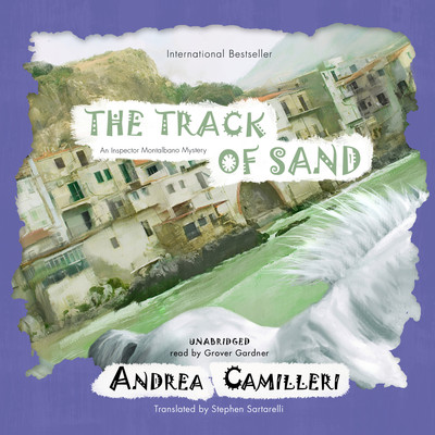 The Track of Sand: An Inspector Montalbano Mystery Audiobook, by Andrea Camilleri