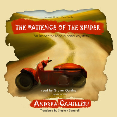 The Patience of the Spider: An Inspector Montalbano Mystery Audiobook, by Andrea Camilleri