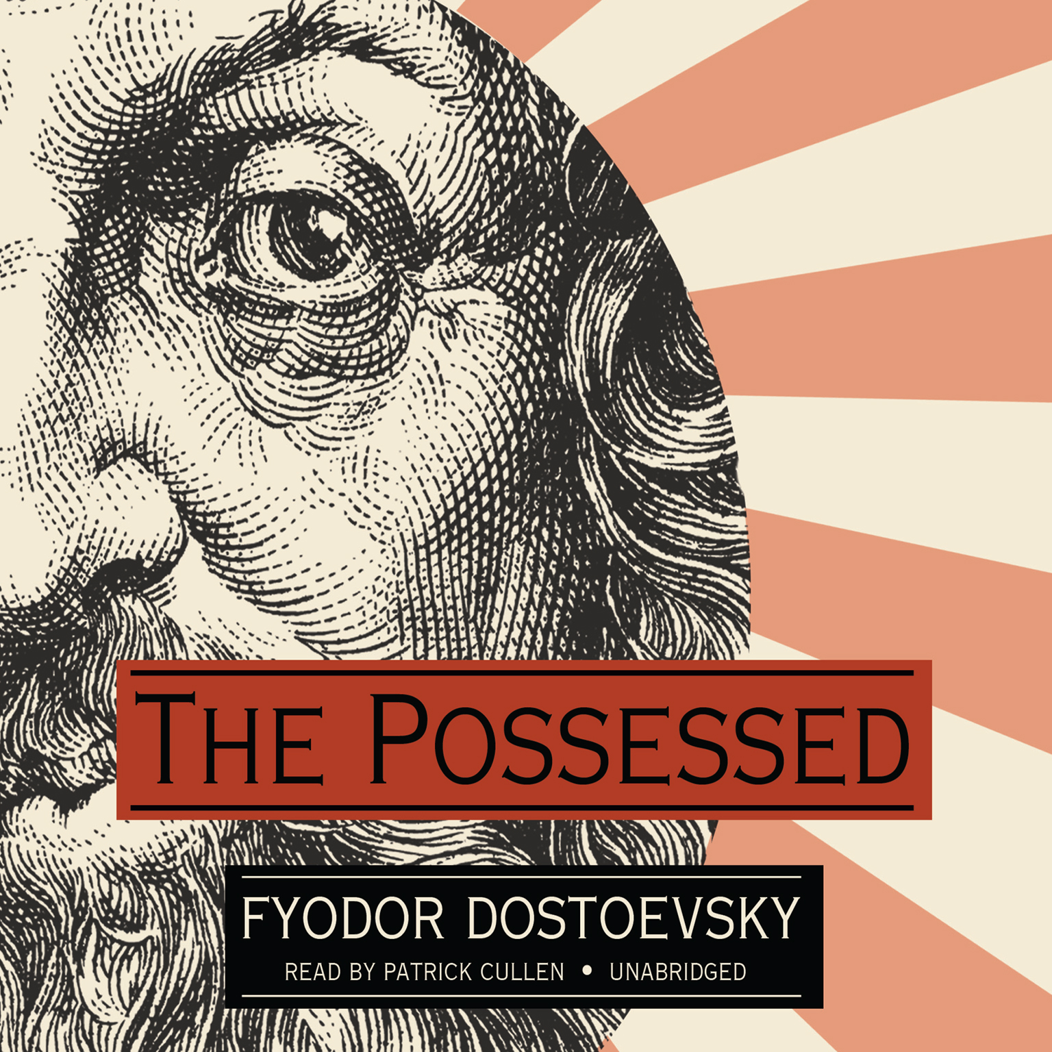 Printable The Possessed Audiobook Cover Art