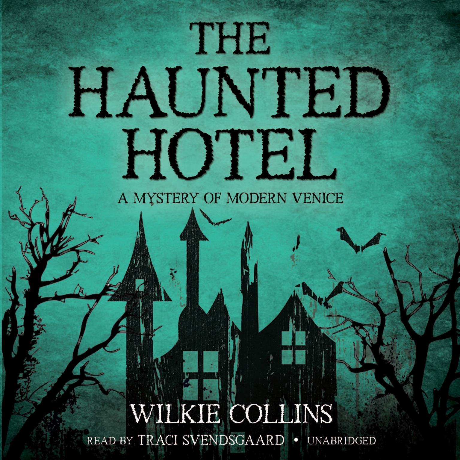 Printable The Haunted Hotel: A Mystery of Modern Venice Audiobook Cover Art