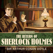 The Return of Sherlock Holmes Audiobook, by Sir Arthur Conan Doyle