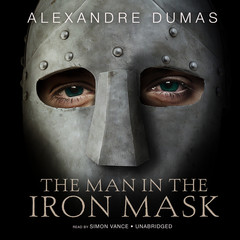 The Man in the Iron Mask Audiobook, by Alexandre Dumas
