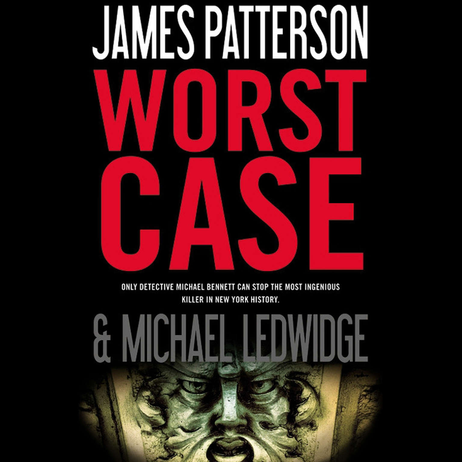 Printable Worst Case Audiobook Cover Art