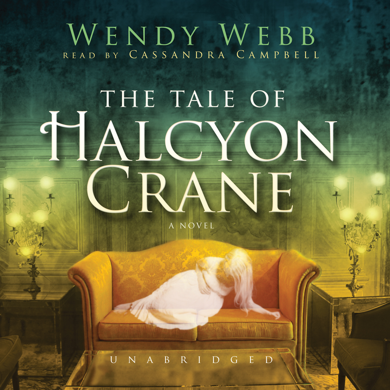 Printable The Tale of Halcyon Crane: A Novel Audiobook Cover Art