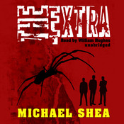 The Extra Audiobook, by Michael Shea