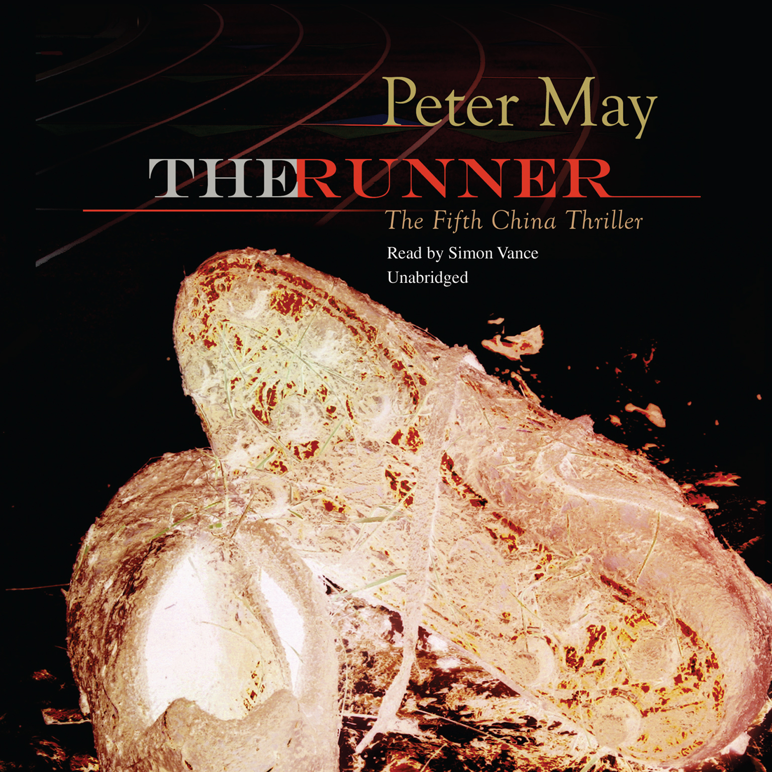 Printable The Runner Audiobook Cover Art