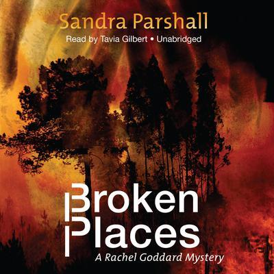 Broken Places: A Rachel Goddard Mystery Audiobook, by