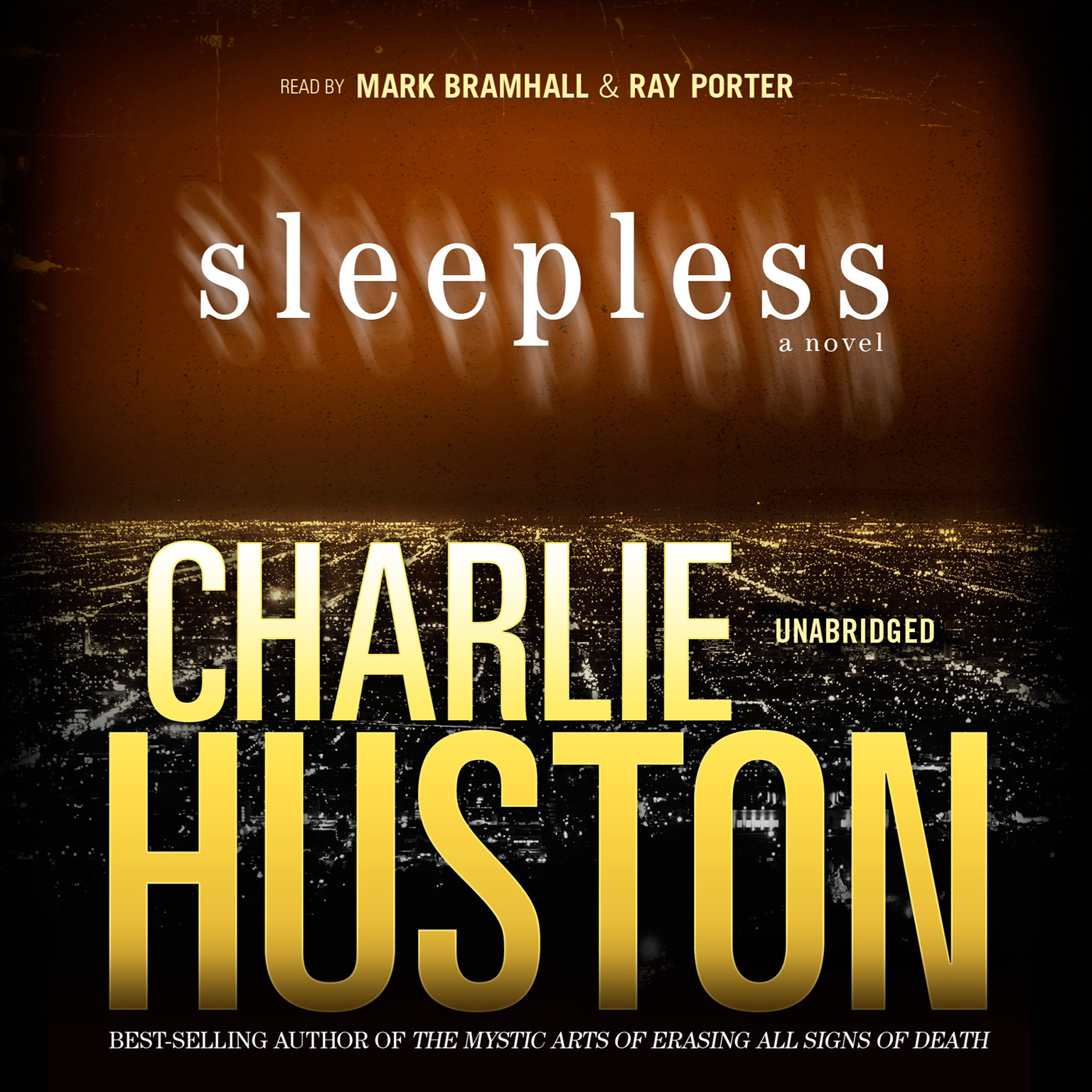 Printable Sleepless: A Novel Audiobook Cover Art