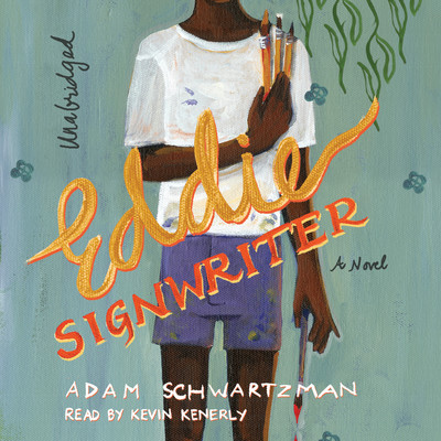 Eddie Signwriter Audiobook, by Adam Schwartzman