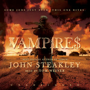 Vampire$ Audiobook, by John Steakley