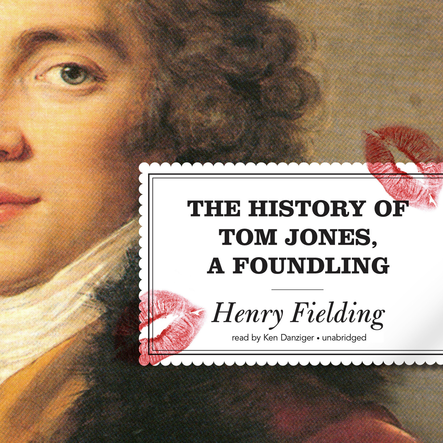 Printable The History of Tom Jones, a Foundling Audiobook Cover Art