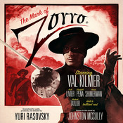 The Mark of Zorro, by Johnston McCulley, Yuri Rasovsky
