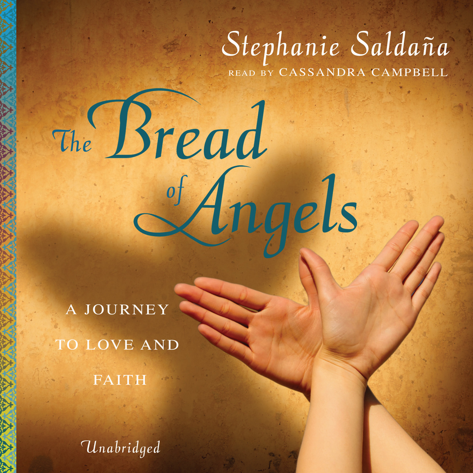 Printable The Bread of Angels: A Journey to Love and Faith Audiobook Cover Art