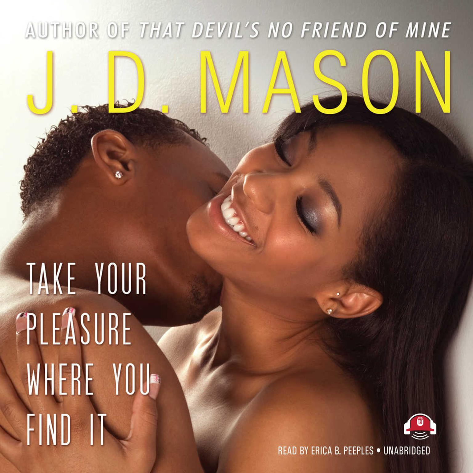 Printable Take Your Pleasure Where You Find It Audiobook Cover Art