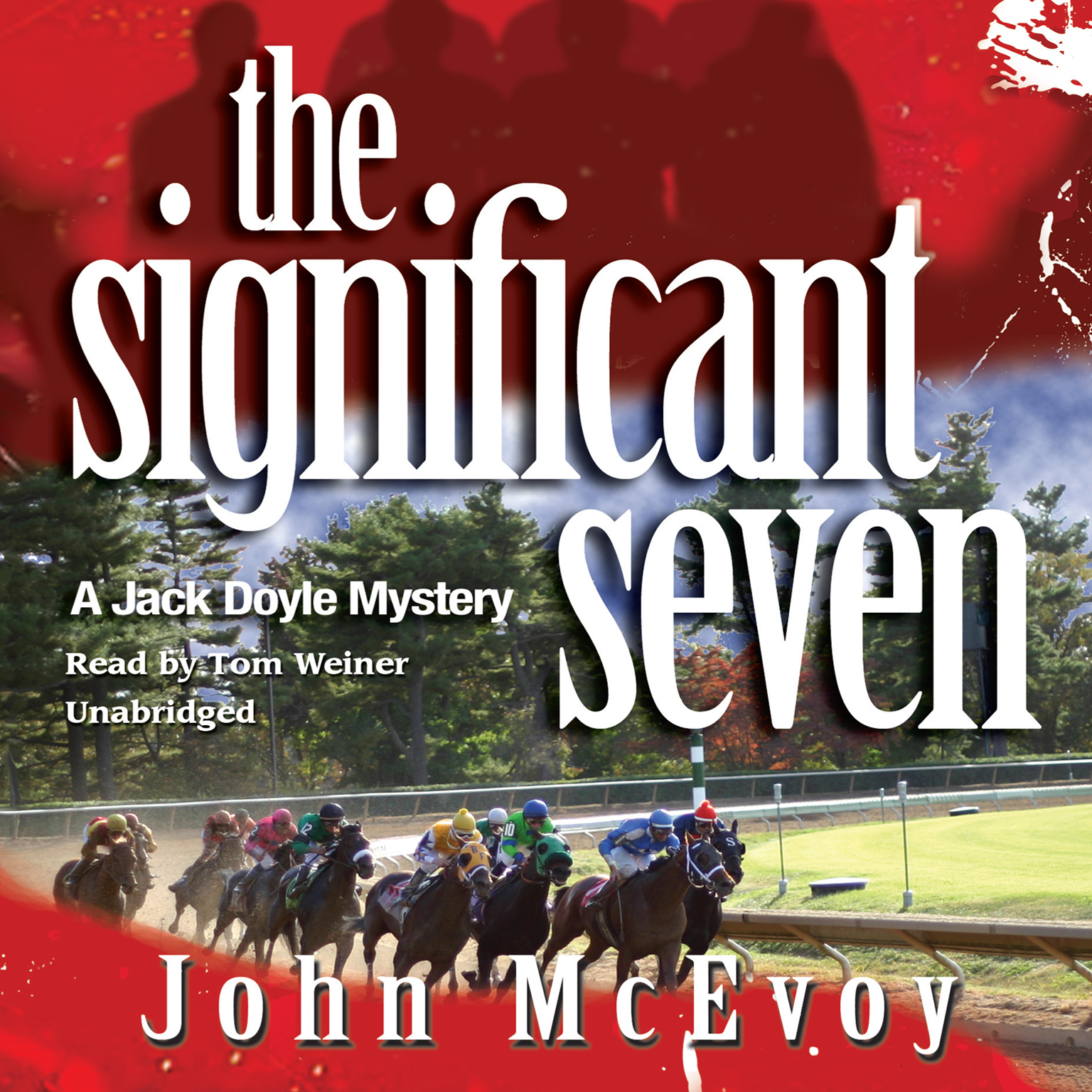 Printable The Significant Seven Audiobook Cover Art
