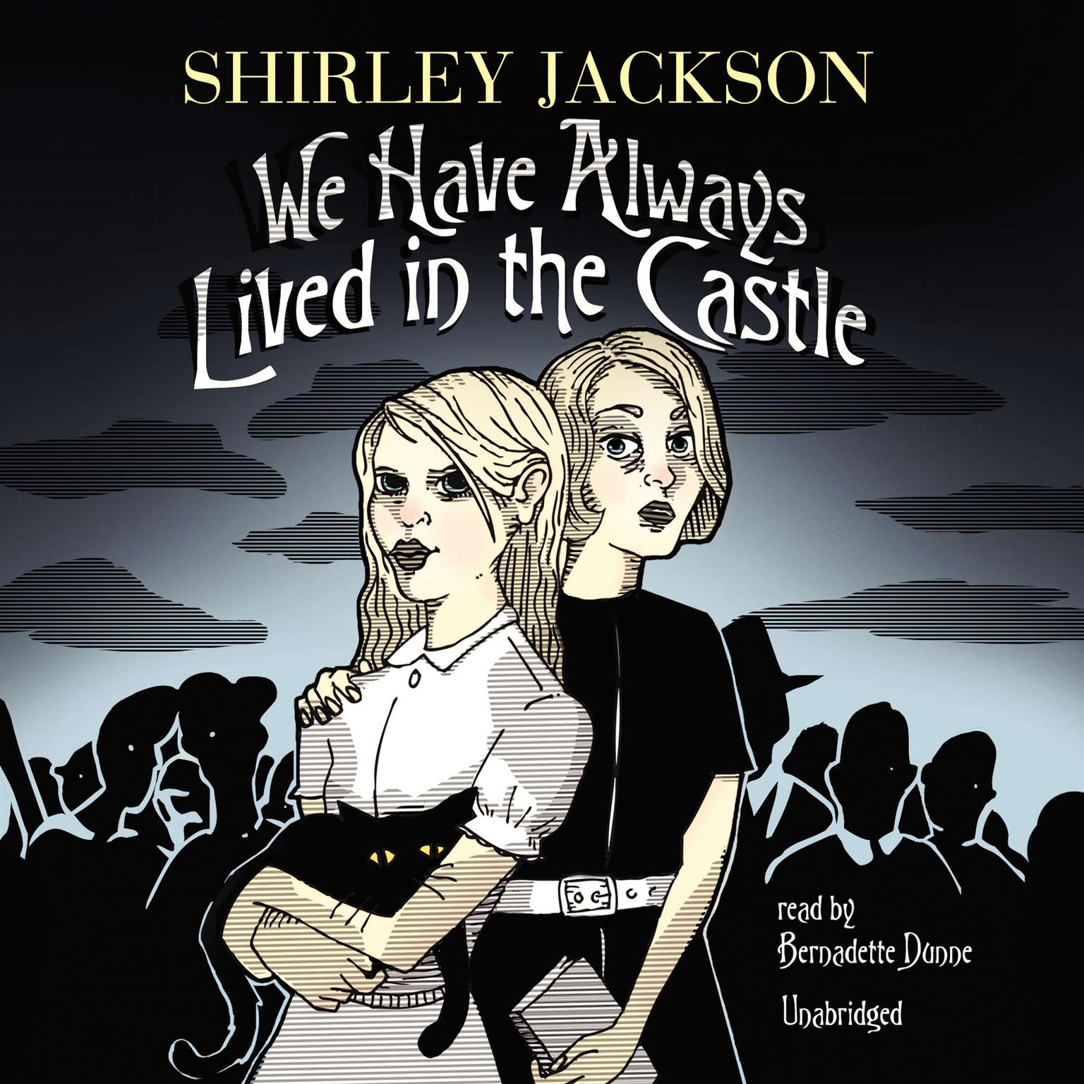 Printable We Have Always Lived in the Castle Audiobook Cover Art