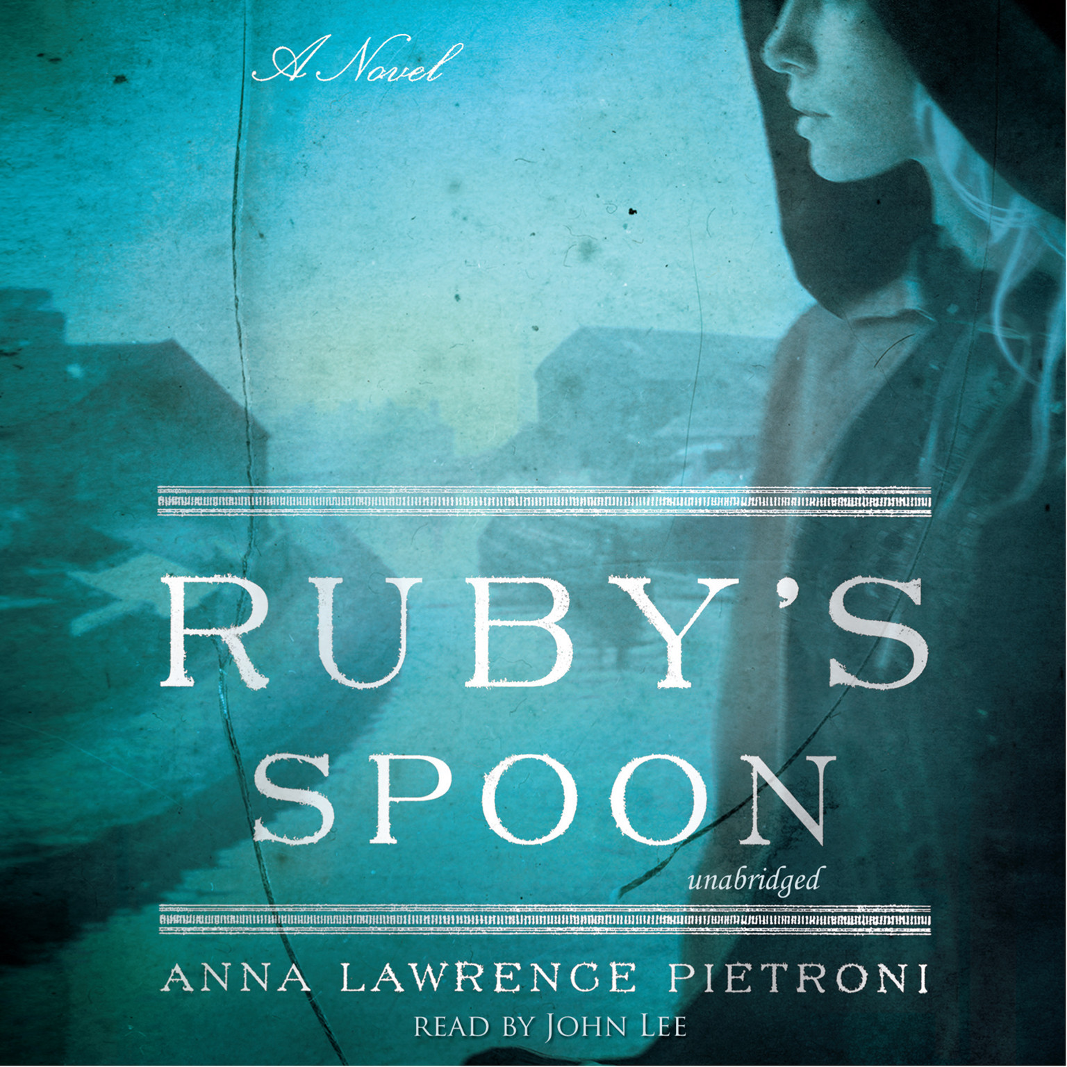 Printable Ruby's Spoon: A Novel Audiobook Cover Art