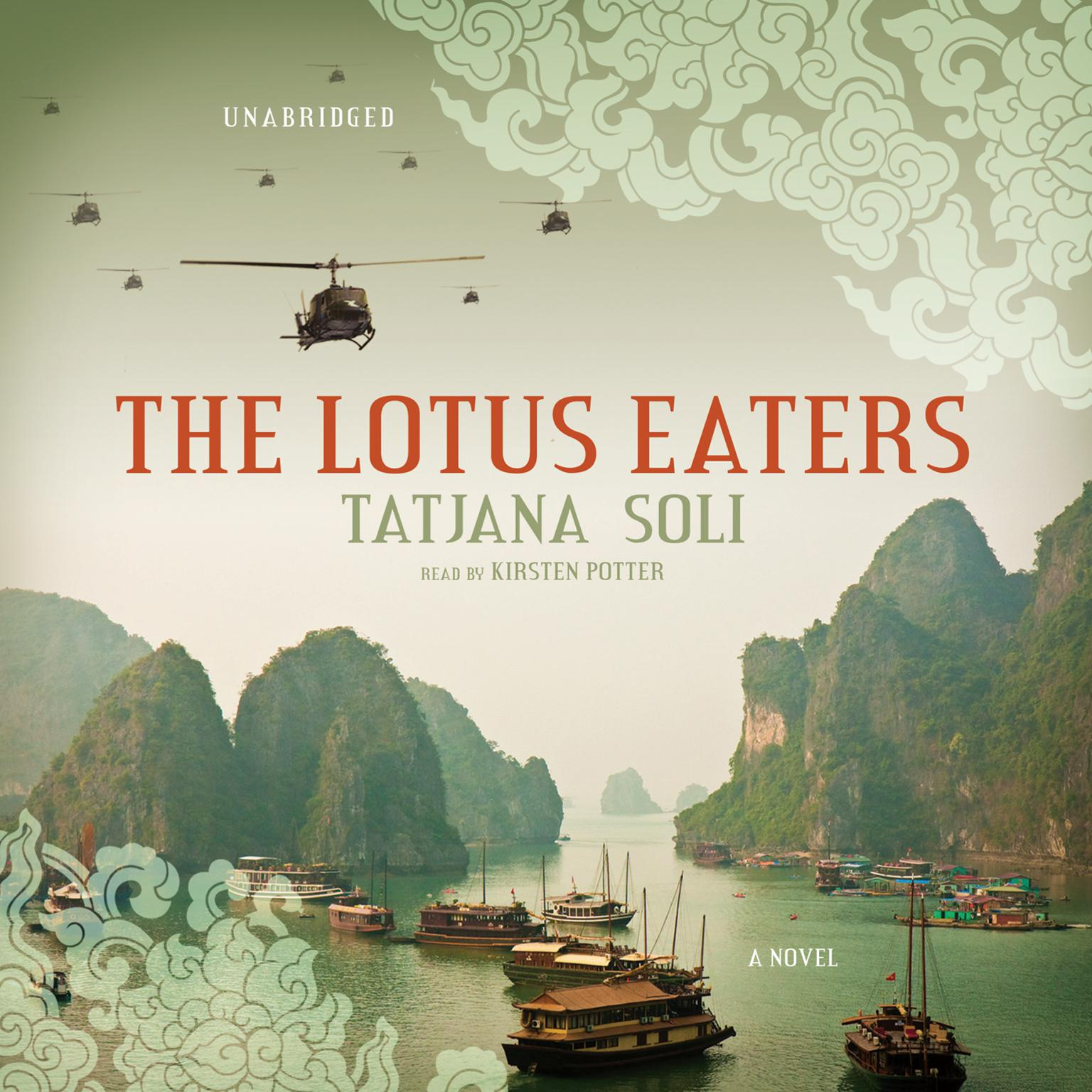 Printable The Lotus Eaters Audiobook Cover Art