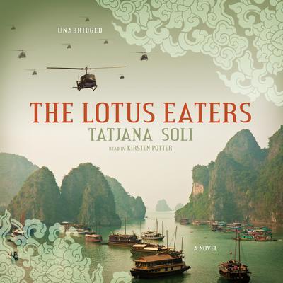The Lotus Eaters Audiobook, by Tatjana Soli