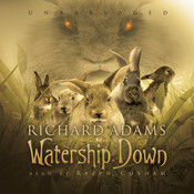 Watership Down Audiobook, by Richard Adams