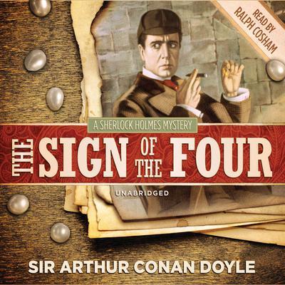The Sign of the Four Audiobook, by Arthur Conan Doyle