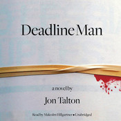 Deadline Man Audiobook, by Jon Talton