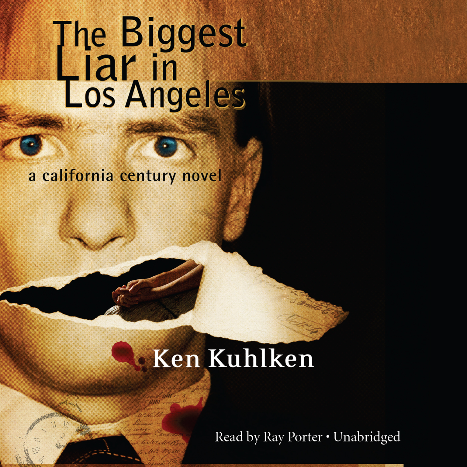 Printable The Biggest Liar in Los Angeles Audiobook Cover Art