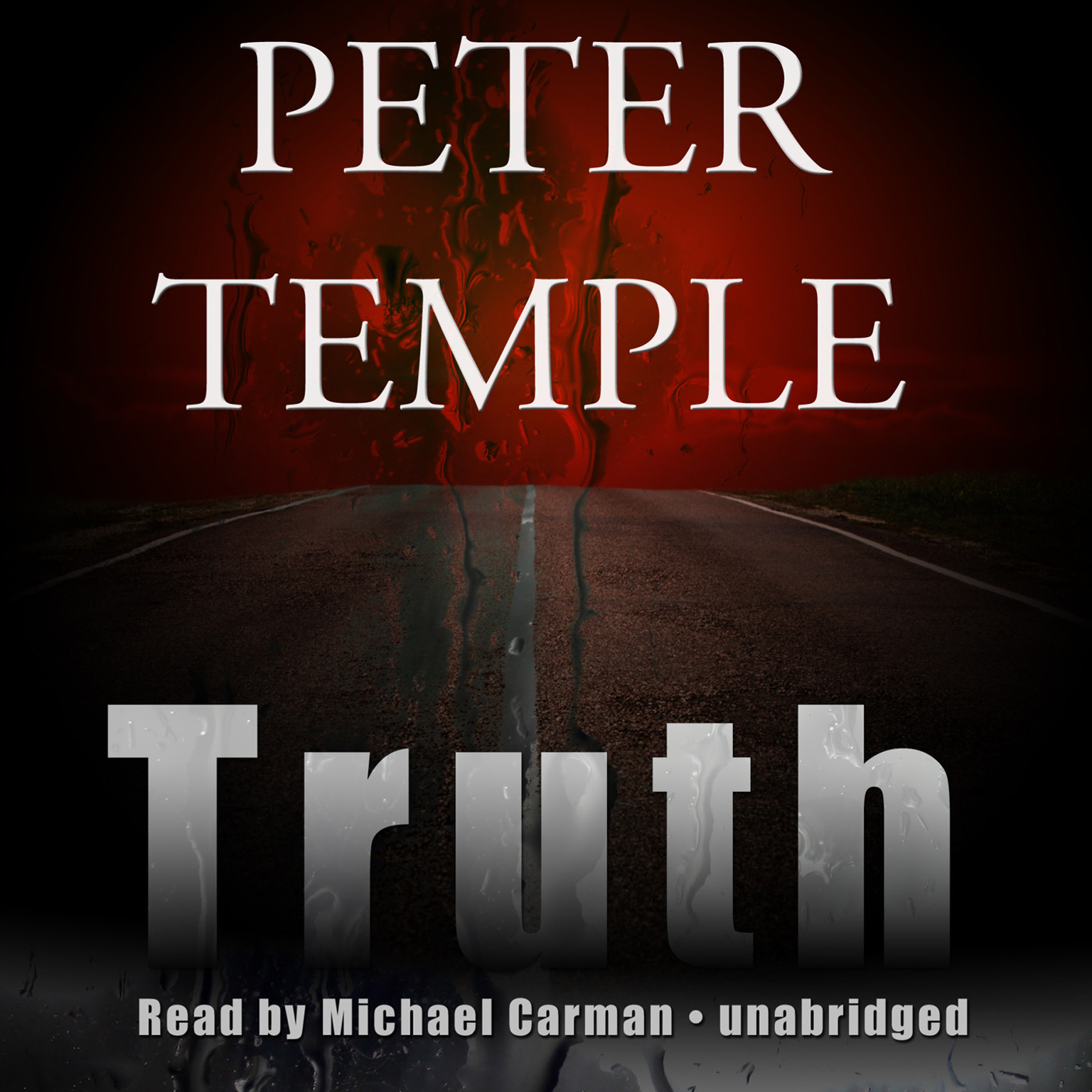 Printable Truth Audiobook Cover Art