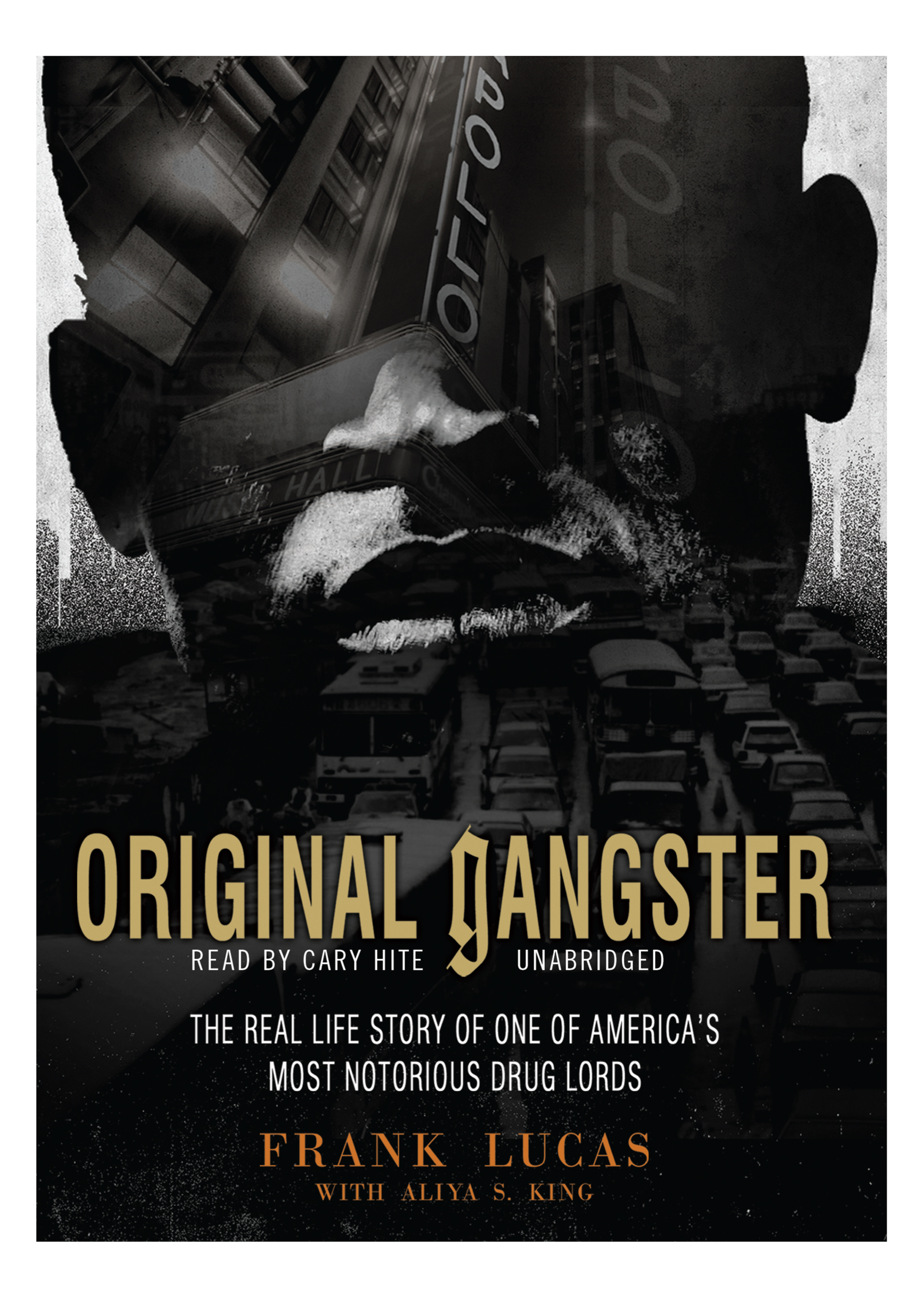 Printable Original Gangster: The Real Life Story of One of America's Most Notorious Drug Lords Audiobook Cover Art