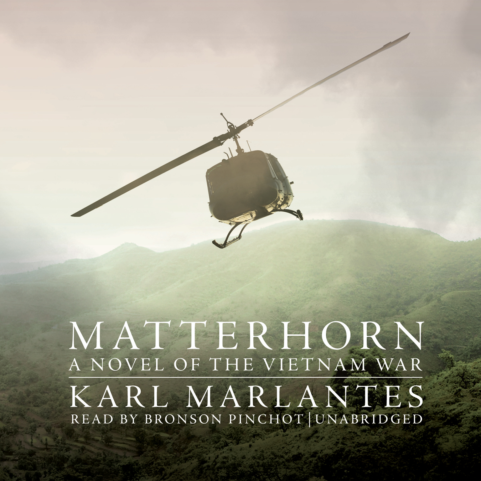 Printable Matterhorn: A Novel of the Vietnam War Audiobook Cover Art