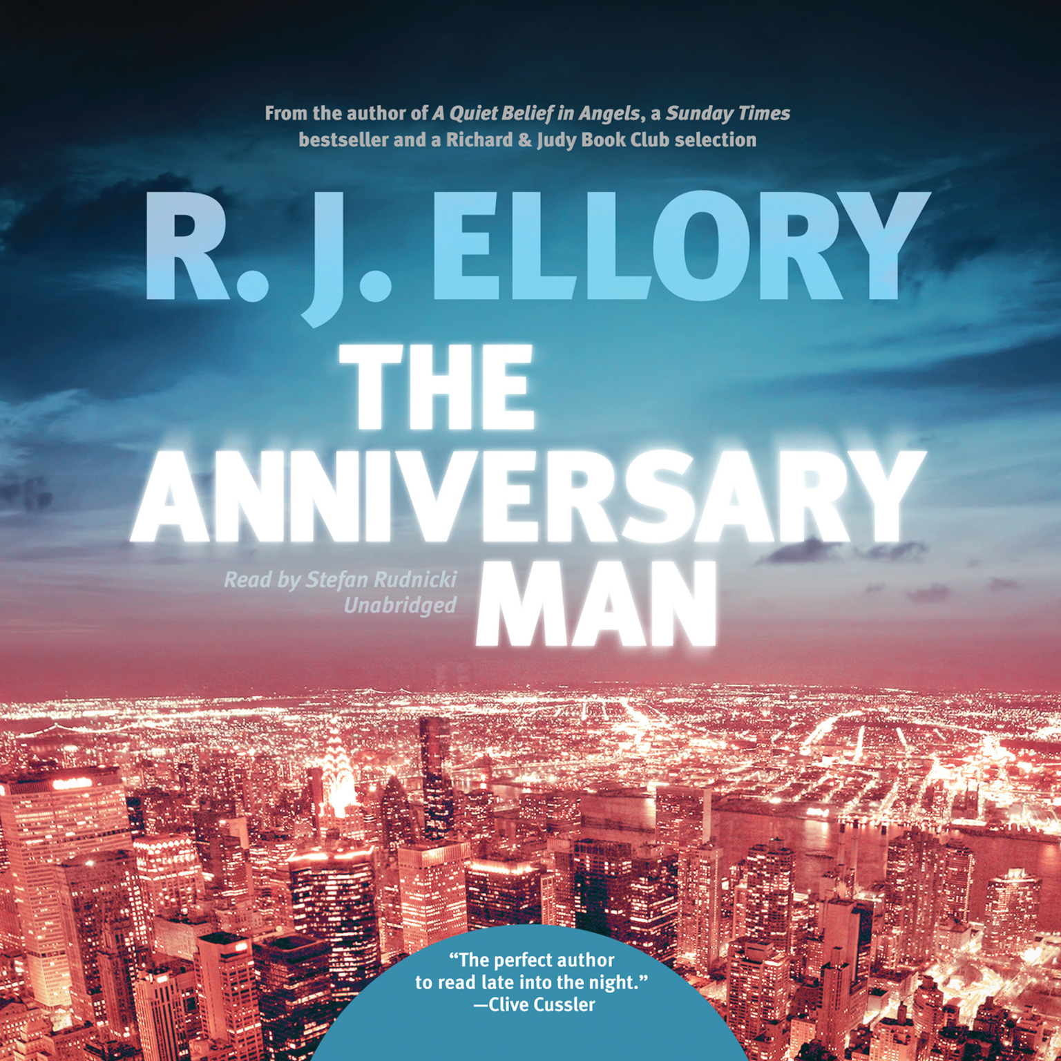 Printable The Anniversary Man Audiobook Cover Art