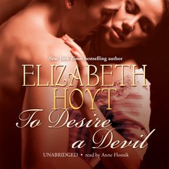 To Desire a Devil Audiobook, by Elizabeth Hoyt