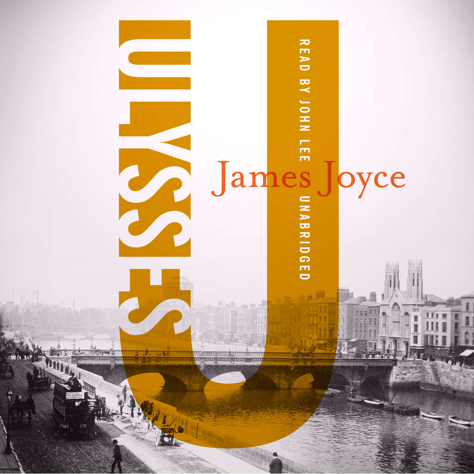Printable Ulysses Audiobook Cover Art