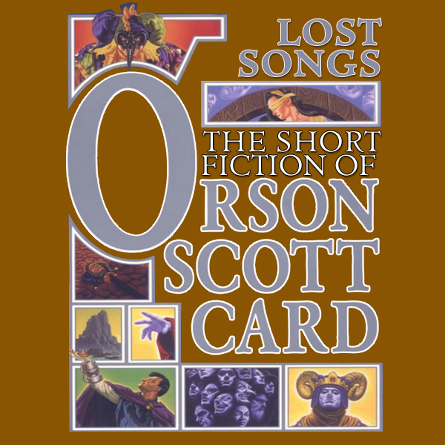 Printable Lost Songs: The Hidden Stories Audiobook Cover Art