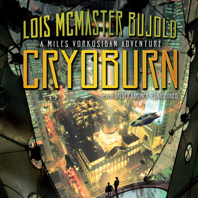 Cryoburn Audiobook, by