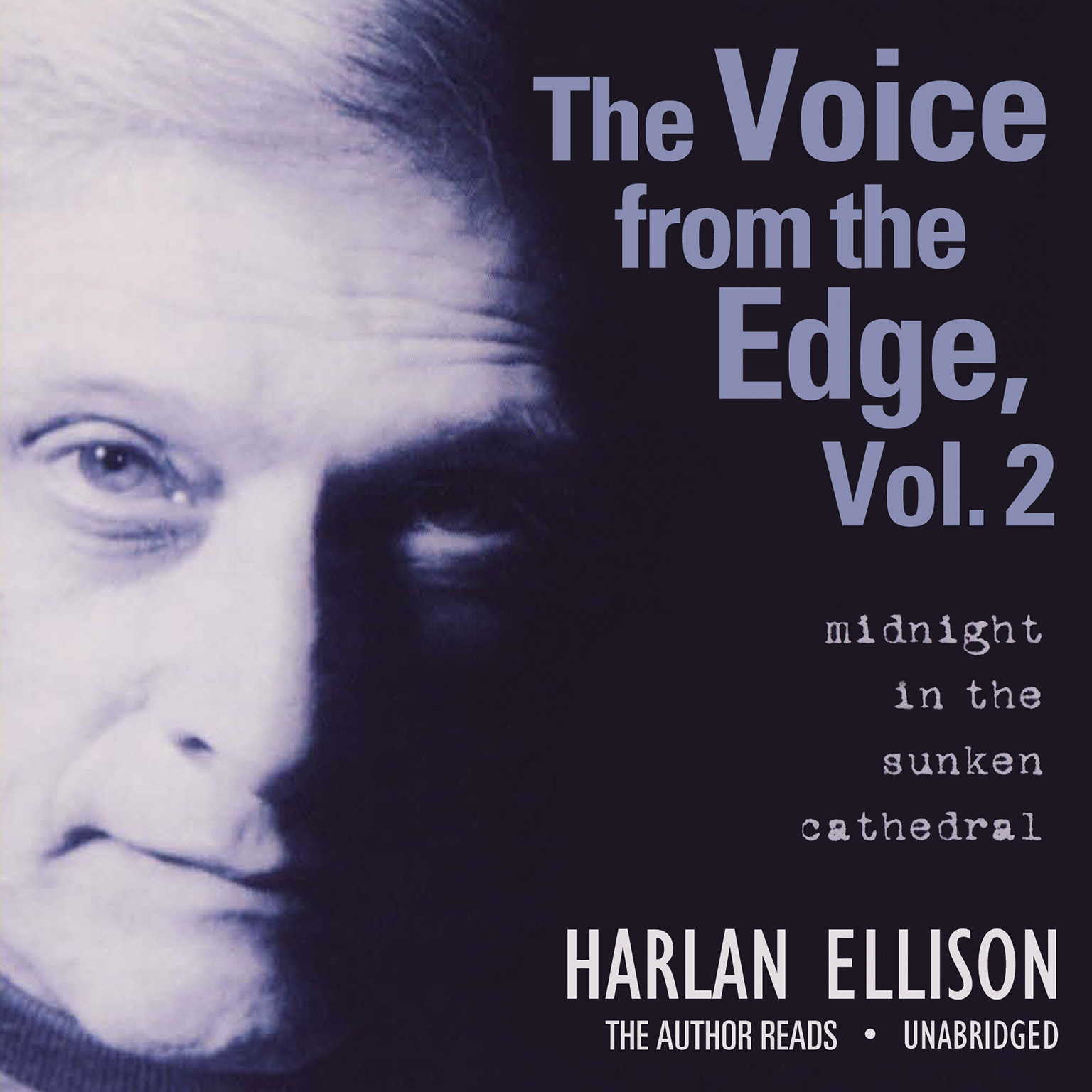 Printable The Voice from the Edge, Vol. 2: Midnight in the Sunken Cathedral Audiobook Cover Art