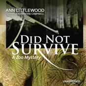 Did Not Survive, by Ann Littlewood