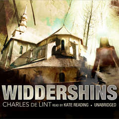 Widdershins Audiobook, by Charles de Lint