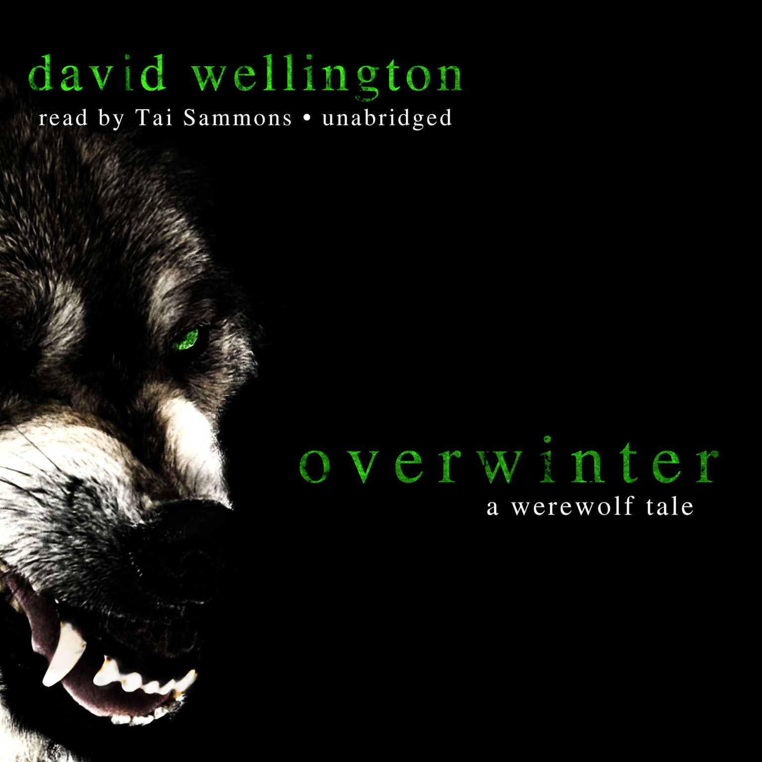 Printable Overwinter: A Werewolf Tale Audiobook Cover Art