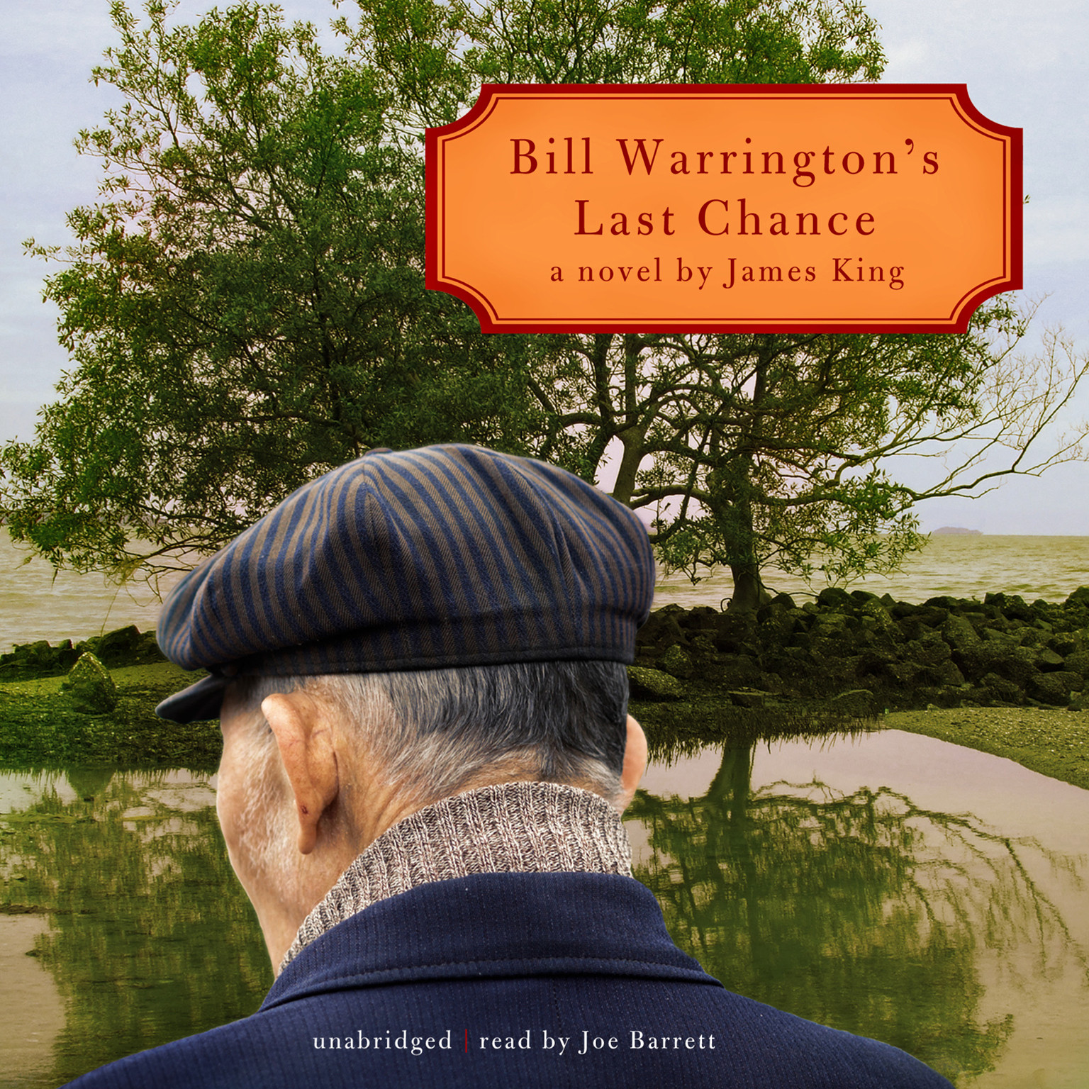 Printable Bill Warrington's Last Chance Audiobook Cover Art